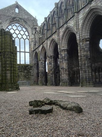 Holyrood Abbey: Holyrood Chapel