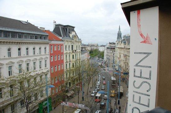 Small Luxury Hotel Das Tyrol : Vue de la chambre