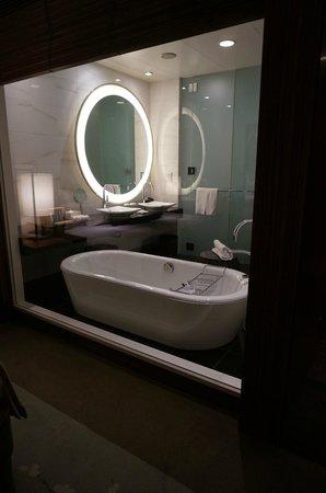 Conrad Tokyo : Bathroom