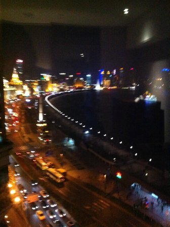Les Suites Orient, Bund Shanghai: the bund at night