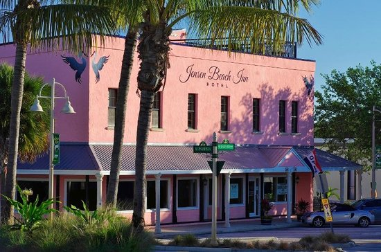 Jensen Beach Inn Hotel : Our Inn - Heart of Downtown