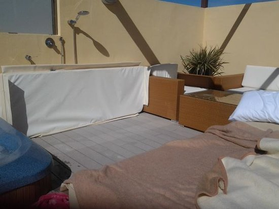 Viva Palmanova & Spa: roof terrace