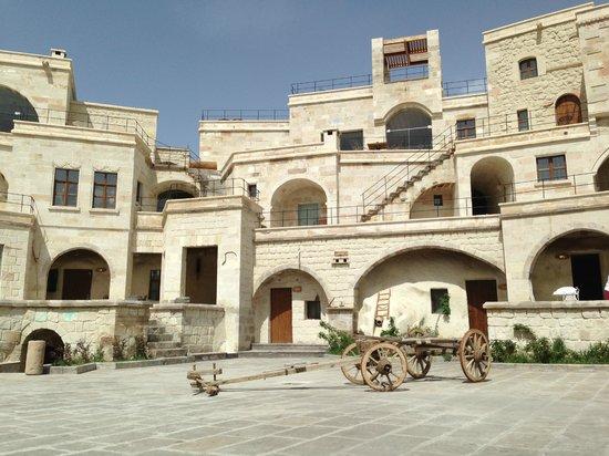 Doors Of Cappadocia Hotel: Hotel building
