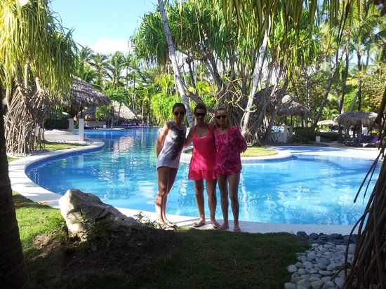 Paradisus Punta Cana: Un autentico lago artificial