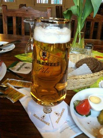 Weindorf Koblenz: Beer