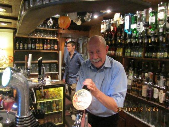Talardd Arms: John - Landlord Talarrd Arms