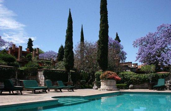 Villa Montana Hotel & Spa: Alberca climatizada