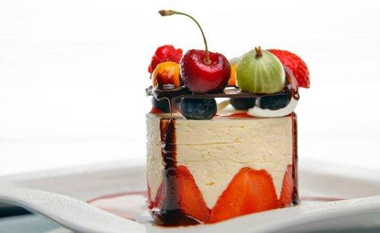 Frans: Fruit tart