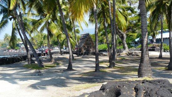 Pu'uhonua O Honaunau National Historical Park: Pu'uhonua O Honaunau