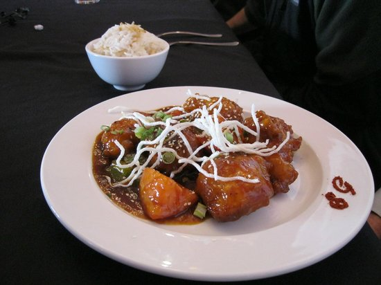 Spicy Ginger Asian Cafe 100