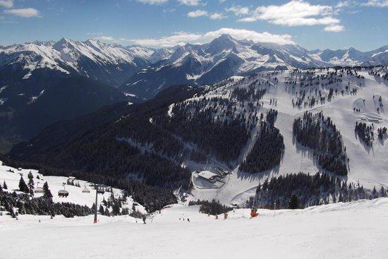Rose: Fantastic ski-ing