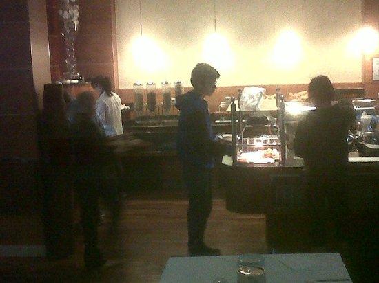 Breakfast Buffet Picture Of Hotel Regina Madrid