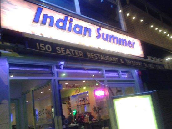 Indian summer : good
