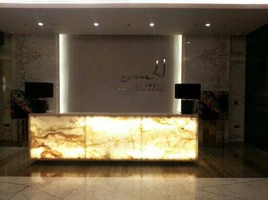 Al Jasra - Souq Waqif Boutique Hotels: lobby