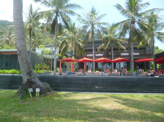 The Coast Resort - Koh Phangan: pool area