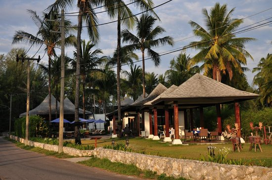 KhaoLak Blue Lagoon Resort: Bar (Essen)