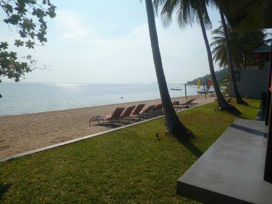 The Coast Resort - Koh Phangan: beach