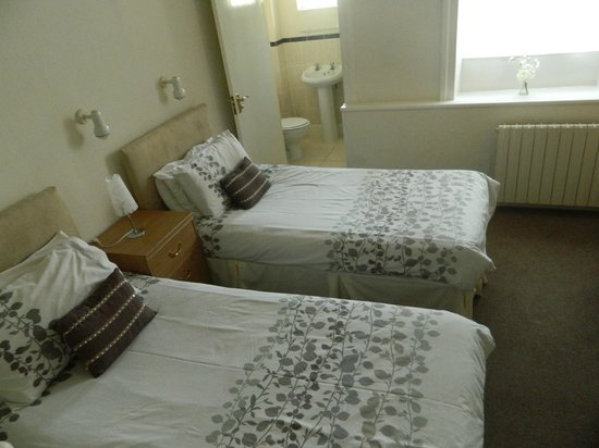 Jaylana Guest Accommodation : A Twin Room