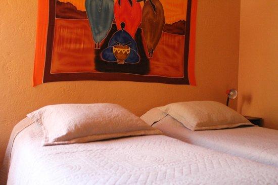 Casa Solcor Boutique Bed & Breakfast: Habitación.