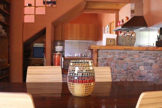 Casa Solcor Boutique Bed & Breakfast: Comedor, covcina.