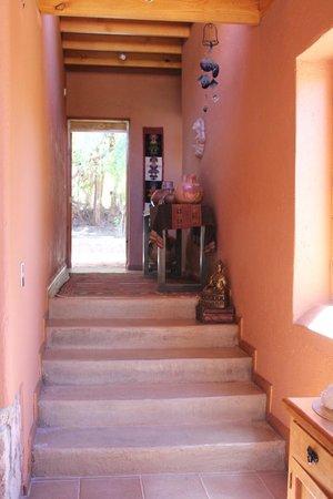 Casa Solcor Boutique Bed &Breakfast: Puerta principal a una de las casas.