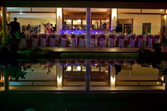 Birdsong B&B Port Douglas: Wedding table