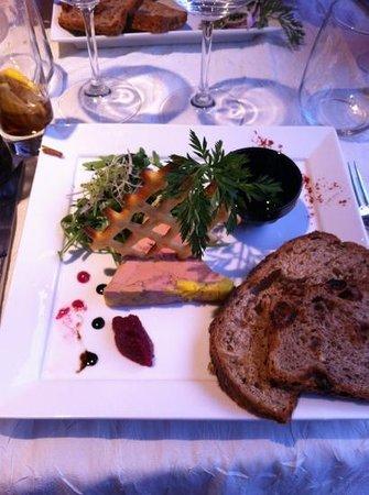 Le Daniel's : foie gras