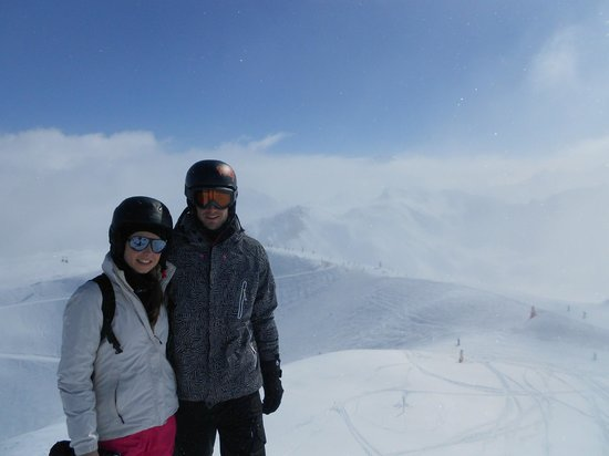 Green Mountain Chalets: on top of the world