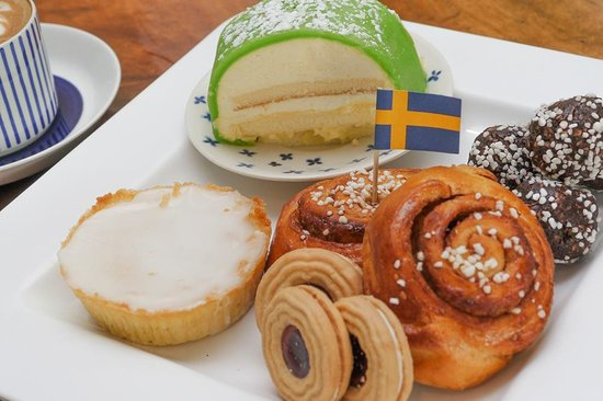 Cafe Fika: Classic Swedish Pastries made daily