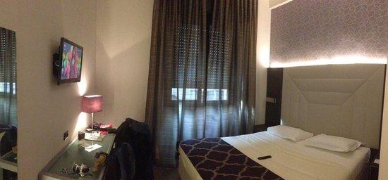 Soperga Hotel: room
