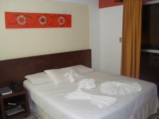 Lagoa Mar Hotel: Quarto