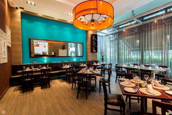 Hotel Bioxury : Restaurante Espectacular