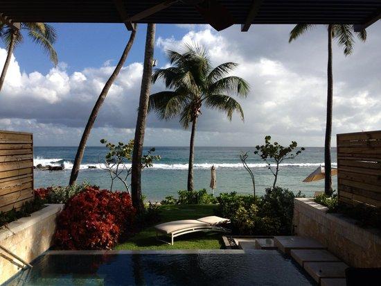 Dorado Beach, a Ritz-Carlton Reserve: 1st floor Room