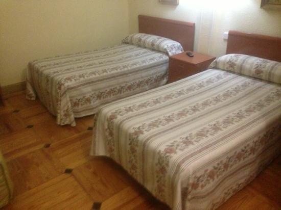 Hospedaje Romero: habitacion