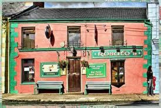 Rosatos great music and bar food picture of ballinaloob for Great house music