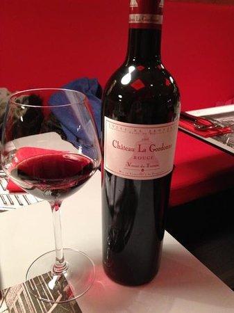 La Maison Leblanc : petite mais qualitative sélection de vins.