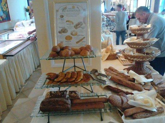 Hotel Miramar: Breakfast