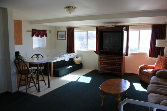 Port Townsend Inn: Jacuzzi Suite
