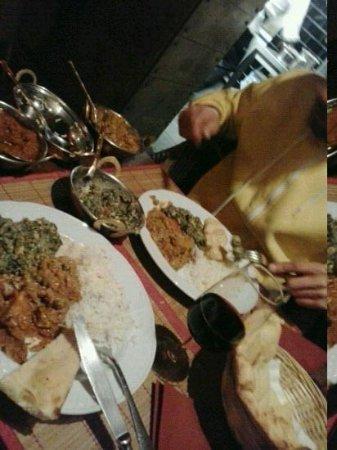 Ashok's Indian Restaurant: ;-)