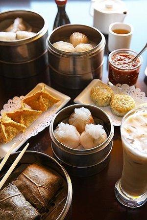 Ginger Cafe: Dim Sum