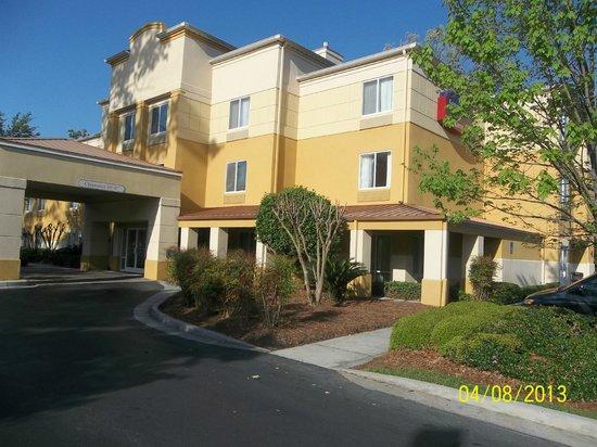 SpringHill Suites Savannah Midtown: hotel