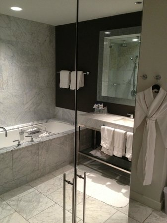 Marvelous Suite Bathroom - Picture of W Hollywood, Los ...