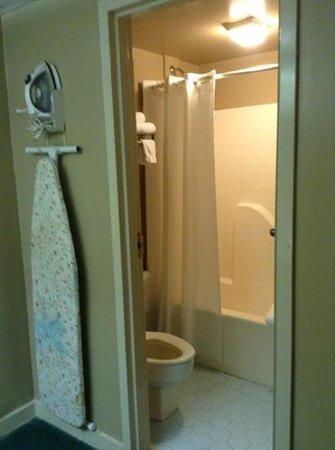 Elizabethan Inn: bath