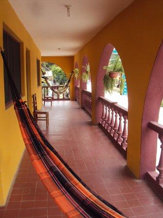 Hotel Rurrenabaque: Hamaqueros