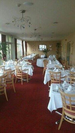 La Trelade Country House Hotel: Orangery restaurant