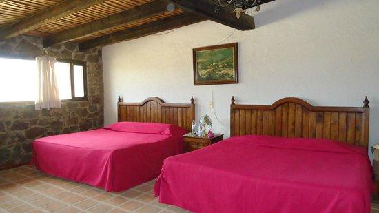 Hotel Hacienda Santiago TTexmelucan