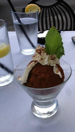 The Italian Barrel: Dessert