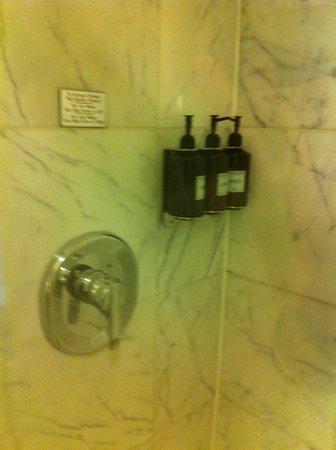 Kimpton George Hotel: Soap Dispensers