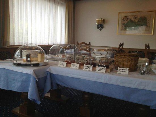 Hotel Restaurant Meierhof: Breakfast buffet