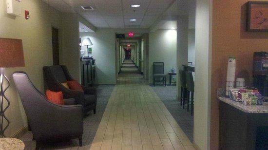Hampton Inn Danville: Lobby